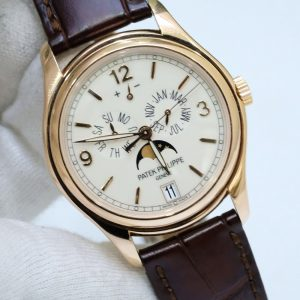 Patek Philippe Complications 5146R-001 Moonphase Rose Gold