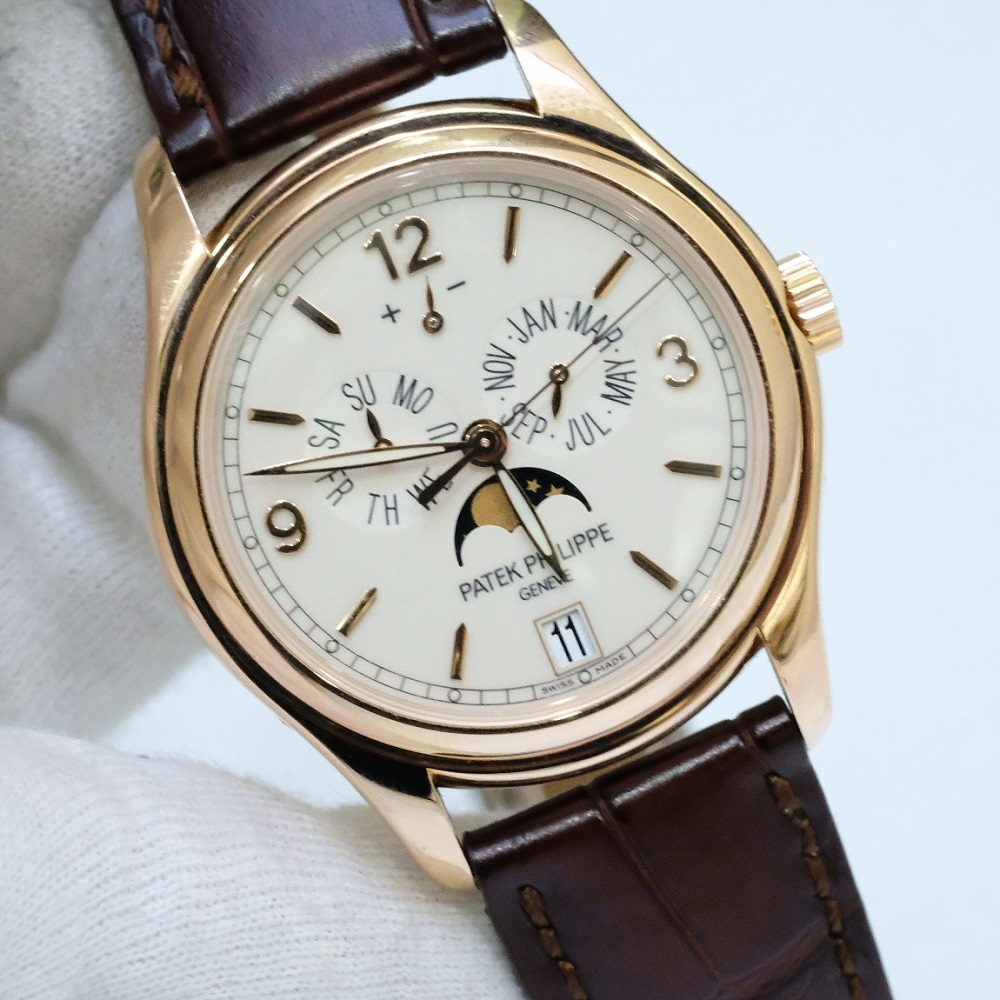 Patek Philippe Complications 5146R Moonphase Rose Gold