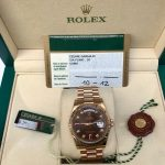rolex-day-date-118235-chocola-dial-everose-gold-size-36mm-7