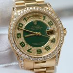 rolex-day-date-118338-diamon-green-dial-yellow-gold-size-36-3