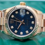 rolex-lady-datejust-178275-blue-dial-yellow-gold-18k-1