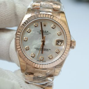 Rolex Lady-Datejust 178275 Mother Of Pearl Dial Everose Gold