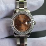 rolex-lady-datejust-179179-chocolate-dial-white-gold
