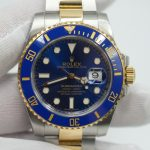 rolex-submariner-116613lb-blue-dial-yellow-gold-oystersteel-1