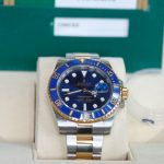 rolex-submariner-116613lb-blue-dial-yellow-gold-oystersteel-3