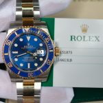 rolex-submariner-116613lb-blue-dial-yellow-gold-oystersteel-4