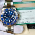 rolex-submariner-116613lb-blue-dial-yellow-gold-oystersteel-5