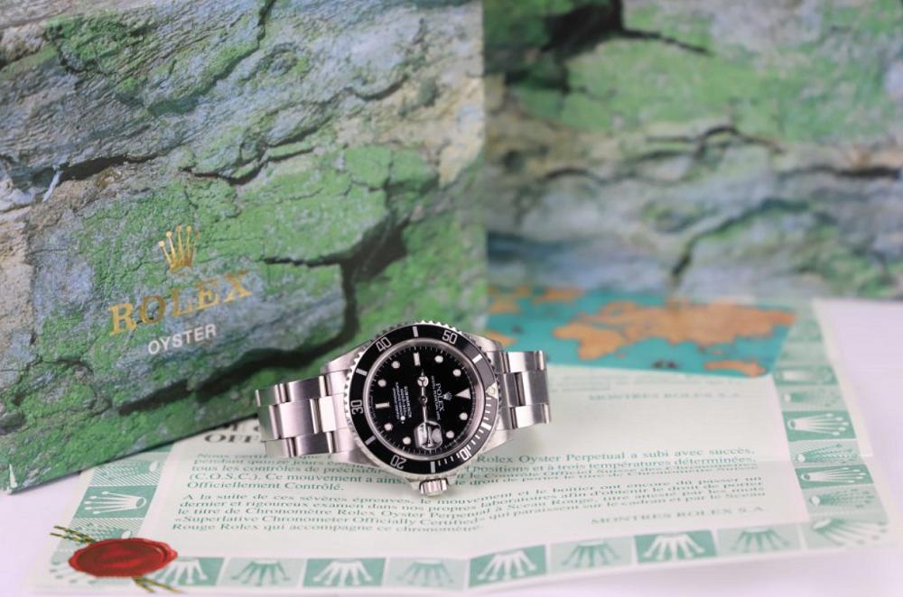 Bảo trì đồng hồ Rolex