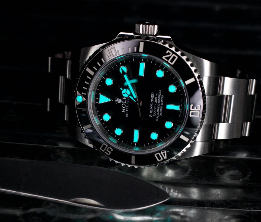Rolex Submariner Chromalight