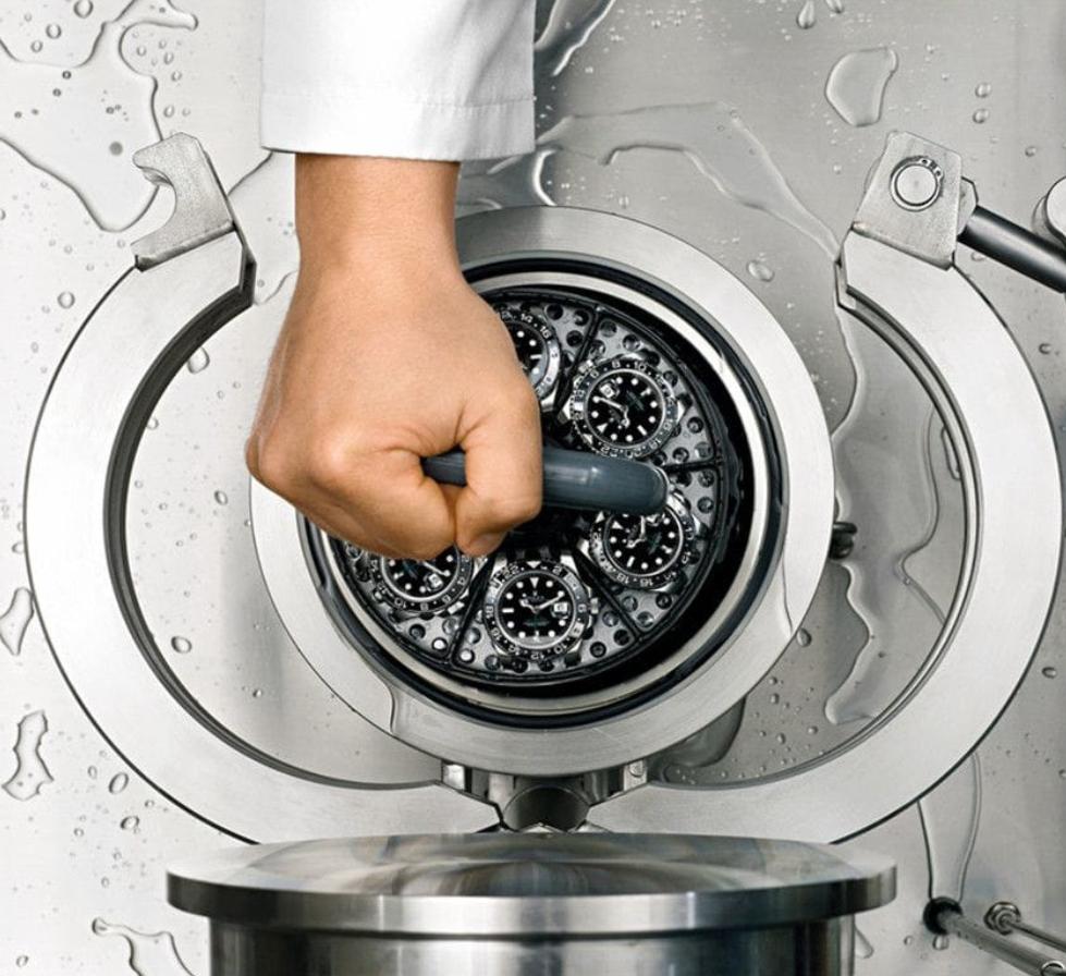 Bể điều áp thử nghiệm chống nước cho Rolex Deep-Sea