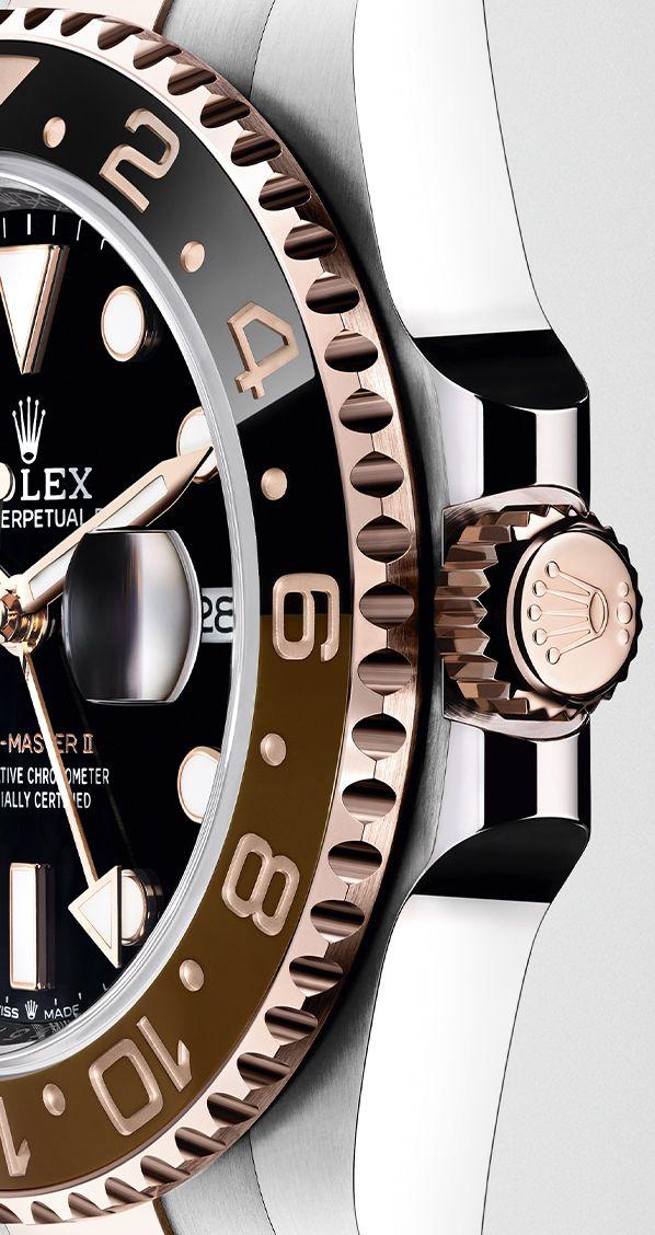 Rolex GMT-Master II 126711CHNR Everose Rolesor