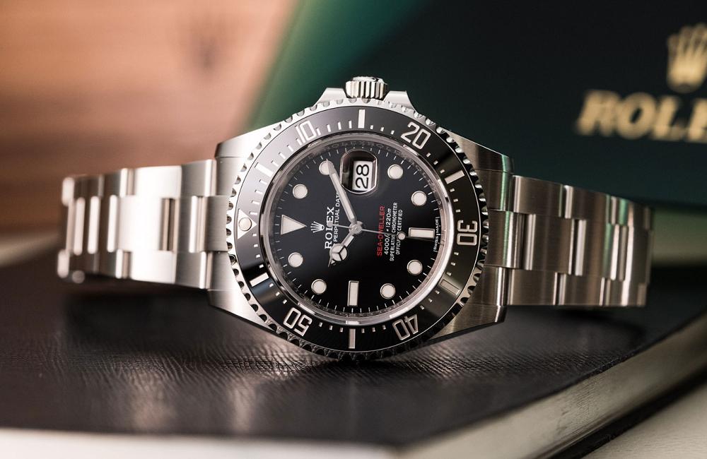 Rolex Sea-Dweller 126600 Oystersteel