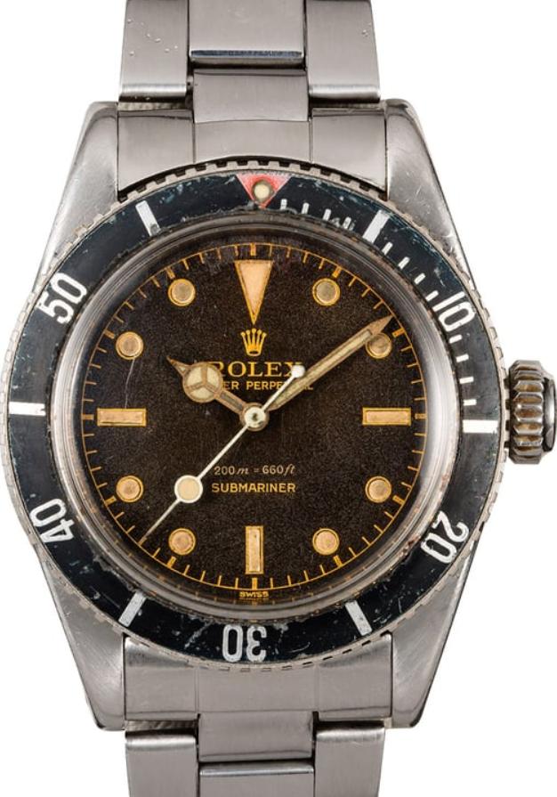 Rolex Submarine 6538