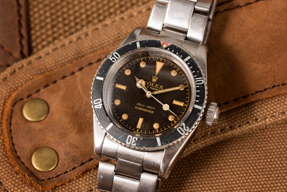 Rolex Submariner 6538