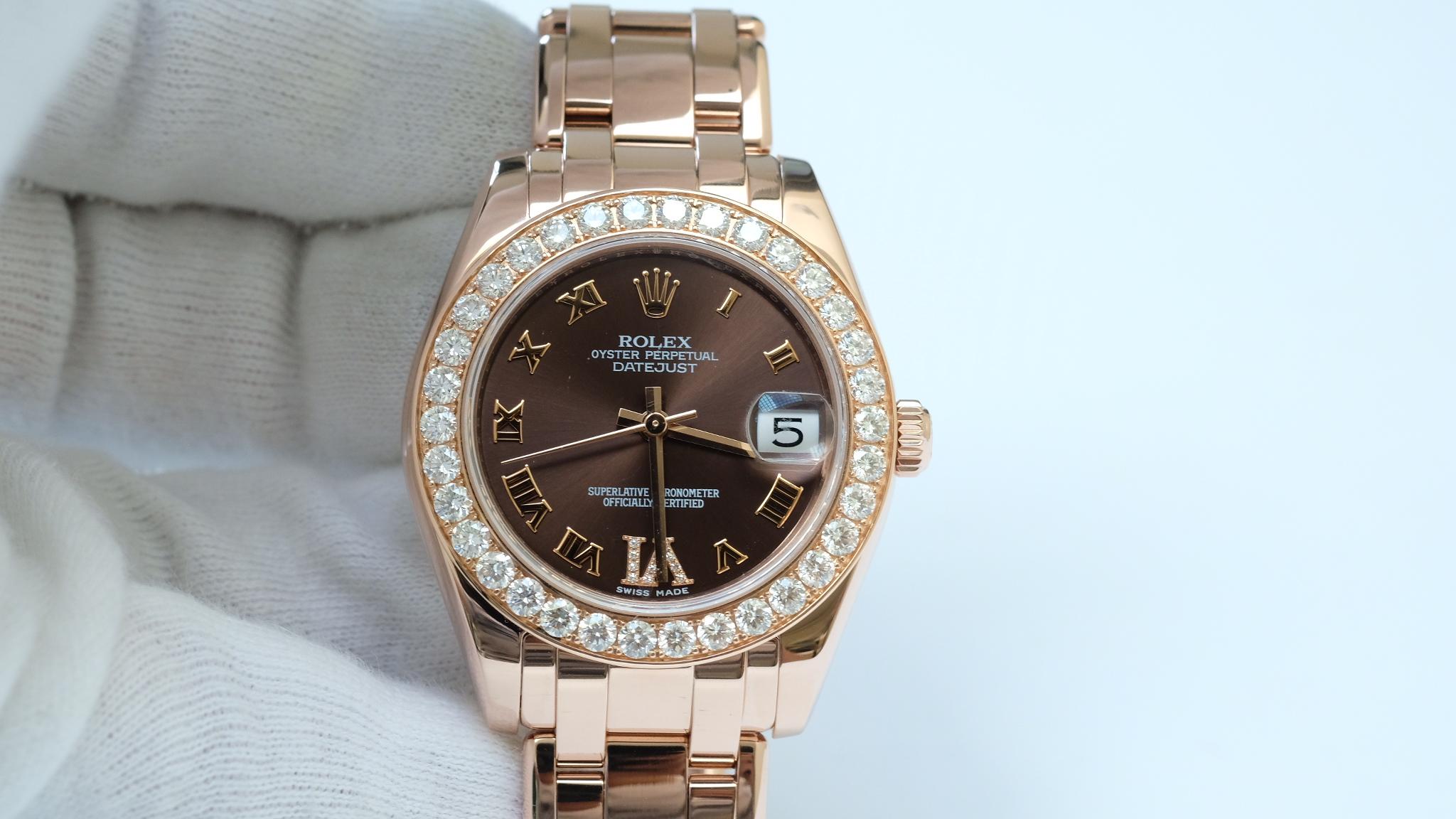 Rolex Datejust 81315