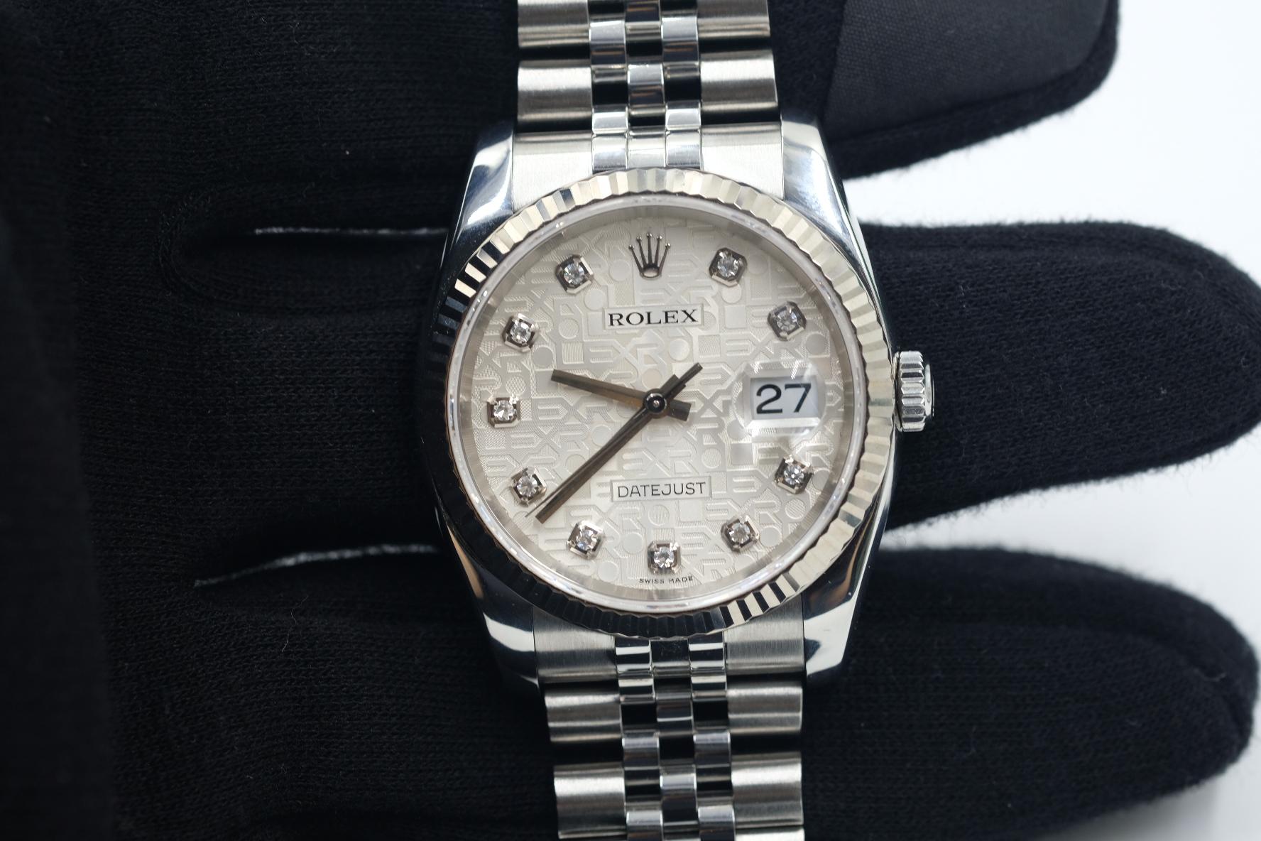 Đồng hồ Rolex Date Just 116234