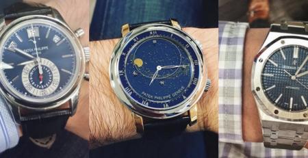 Hướng dẫn lựa chọn và đeo đồng hồ đúng cách cho nam giới