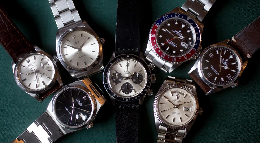 Những chiếc đồng hồ Rolex giá trị ít người biết và để ý