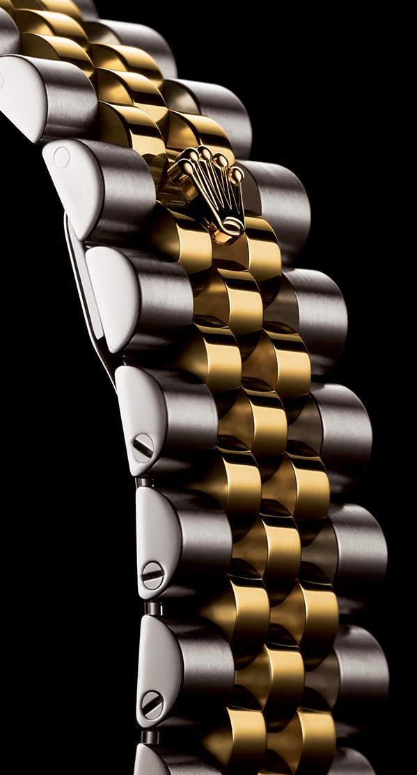 Dây đeo Rolex Jubilee