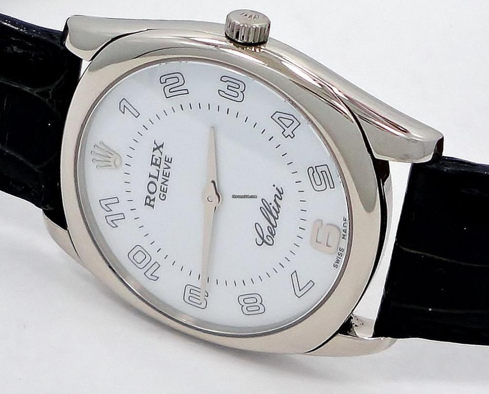 Đồng hồ Rolex Cellini Ref. 4233 White Gold