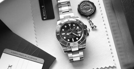 Tham khảo 4 mẫu đồng hồ Rolex vàng trắng tốt nhất