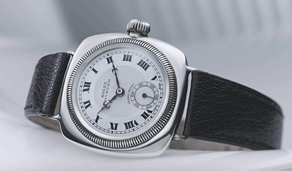 Đồng hồ Rolex Oyster được sản xuất vào năm 1962