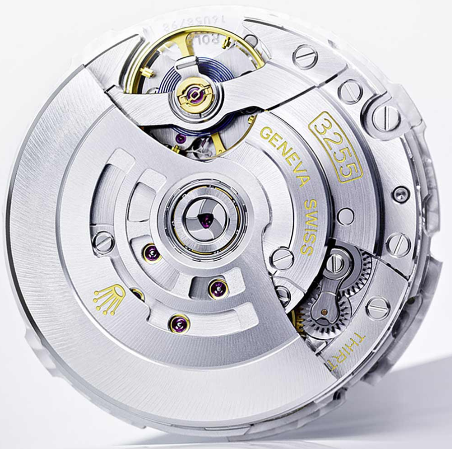 Rolex Calibre 3235 thế hệ mới