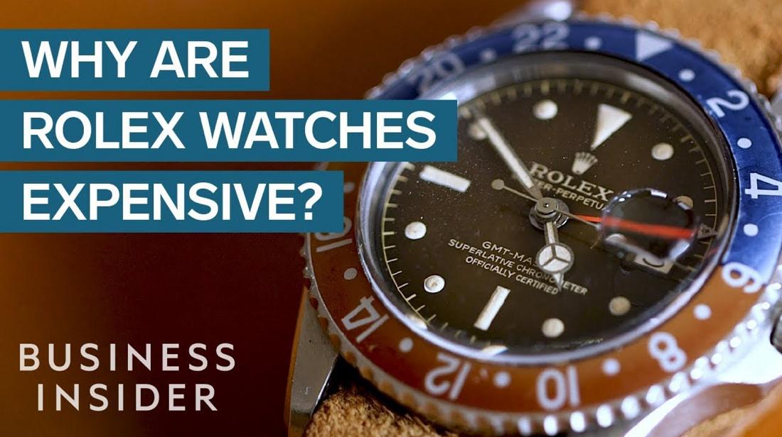 Tìm hiểu những lý do tại sao đồng hồ Rolex lại đắt?