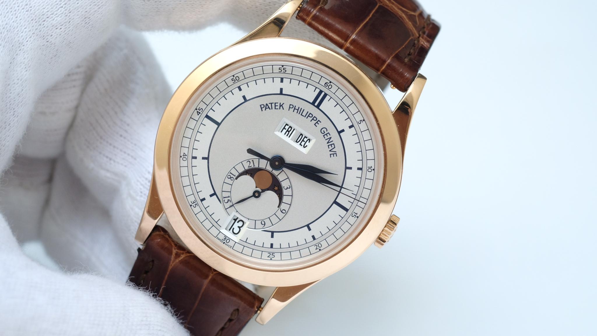 Đồng hồ Patek Philippe 5396R-001