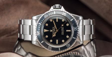 Thời điểm Rolex giới thiệu các mẫu và bộ sưu tập đồng hồ của mình