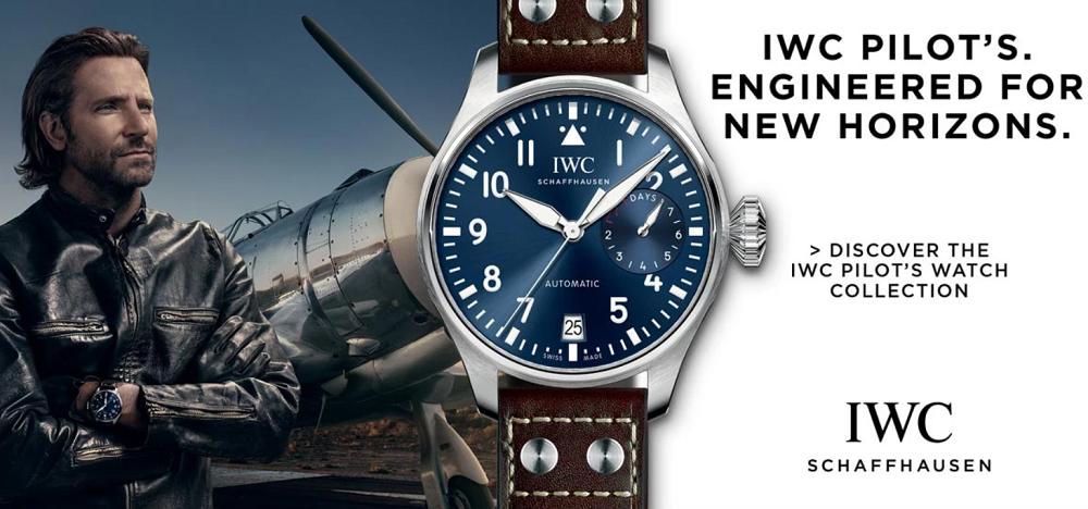 Đồng hồ đeo tay IWC Pilot