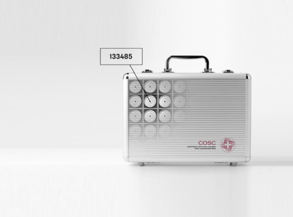 Bốn loại đồng hồ được COSC chấp nhận