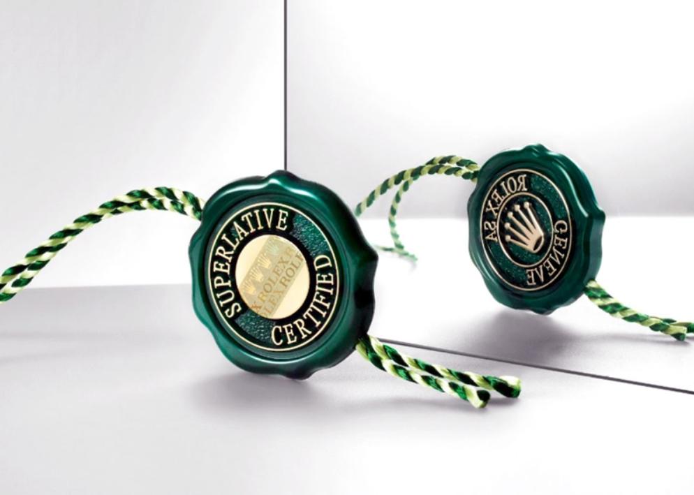Chứng nhận Chronometer trên đồng hồ Rolex