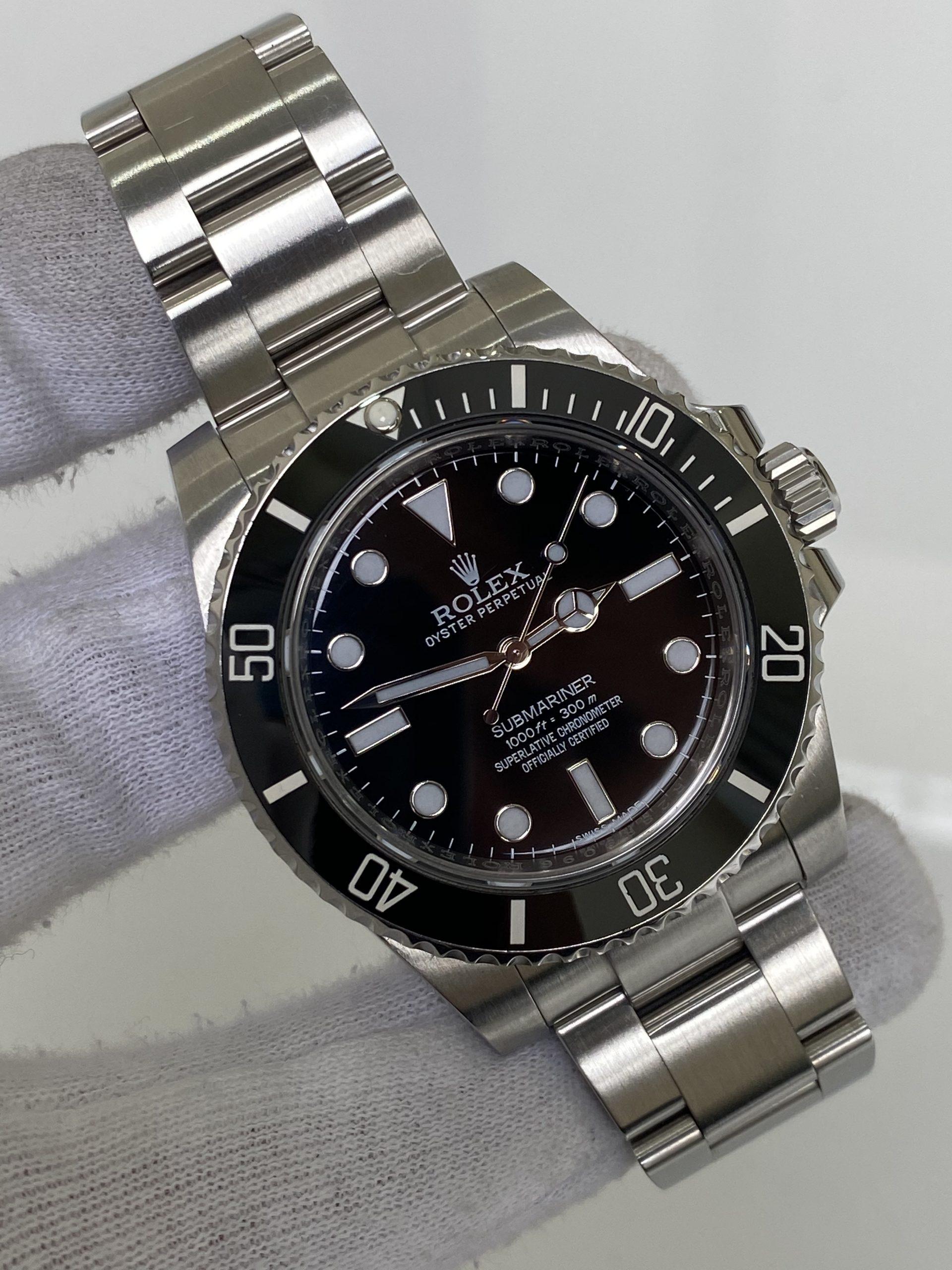 Đồng hồ Rolex Submariner 114060