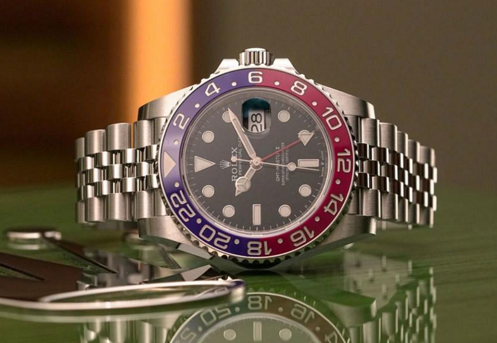 Thông số kỹ thuật đồng hồ Rolex GMT-Master II 126710BLRO