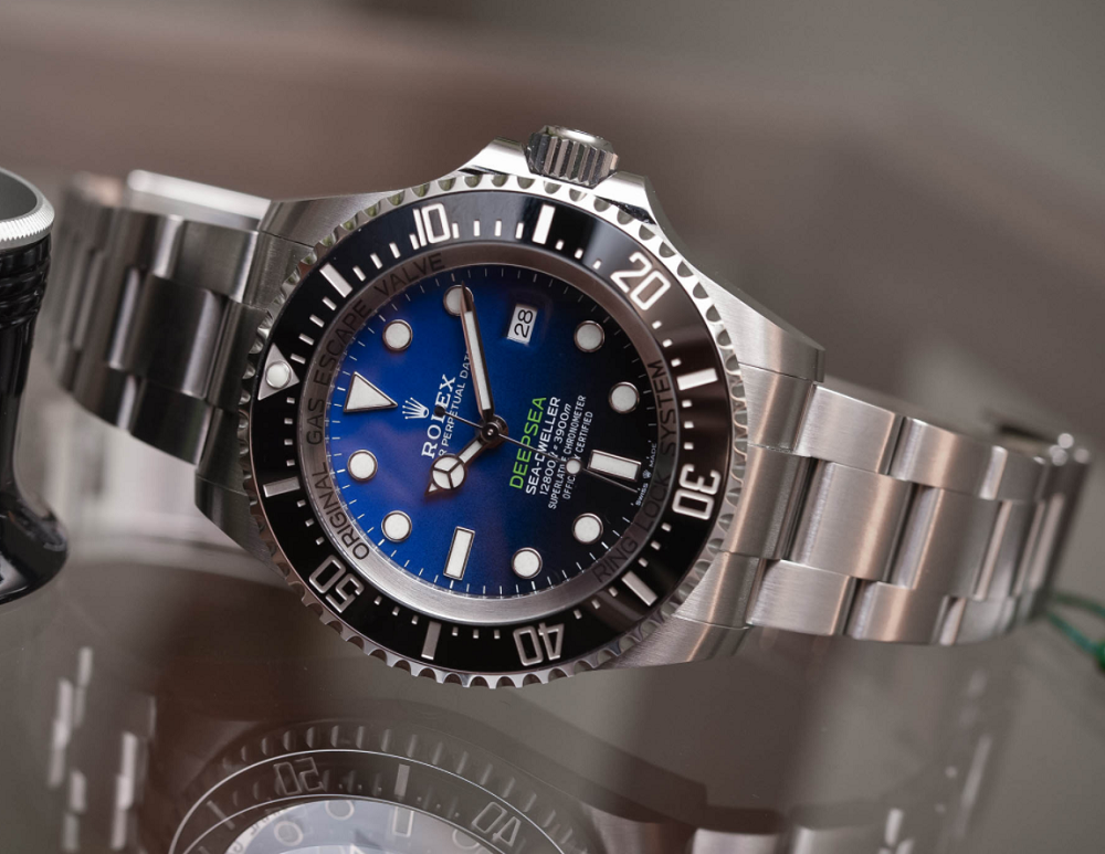 Tính năng cơ bản của đồng hồ Rolex Sea-Dweller 126660