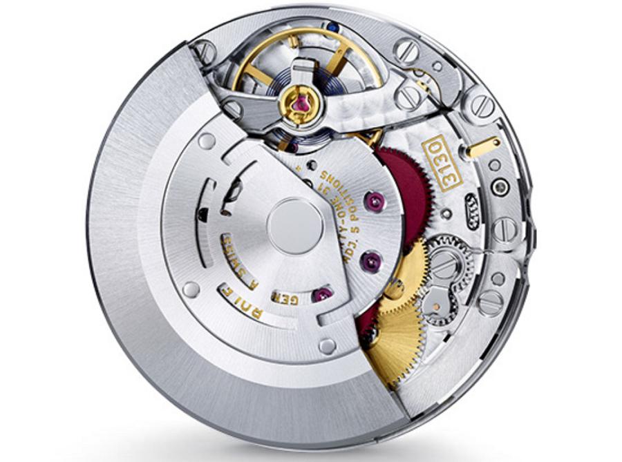 Bộ máy Rolex Calibre 3130