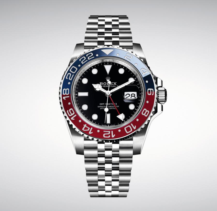 Đồng hồ Rolex GMT Master II 126710BLRO